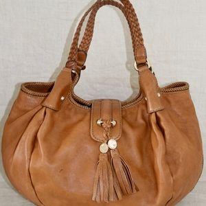 GUCC Marrakech XL leather shoulder handbag ITALY